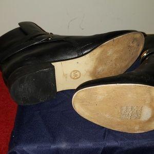 Michael Kors Shoes - Micheal Kors black leather boot